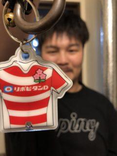 ラグビーワールドカップ日本代表観戦